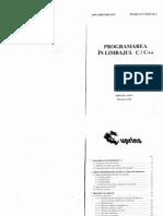 Programarea in limbajul C C++