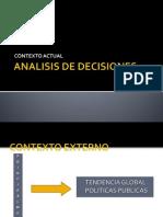 Analisis de Decisiones Introduccion