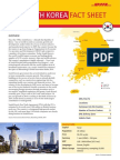Exporting to South Korea - The DHL Fact Sheet