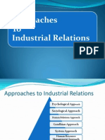 Approaches+to+Industrial+Relations+(IR)
