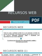 3 - Recursos Web
