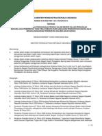 Permen Perindustrian 3-2014