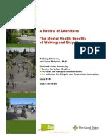Mental Health Benefits White Paper