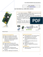 f2113 Gprs Ip Modem Technical Specification