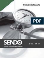 Instruction Manual SENDO Primo English