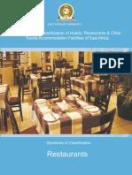 Restaurant Brief