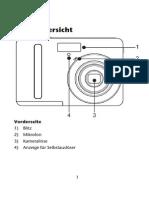 Handbuch Medion Digital Camera Md 85559