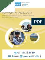 Rapport Annuel MedPartnership 2013