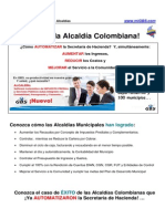 GBS2014 Software Contable Alcaldias