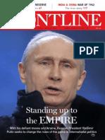 Frontline - 18 April 2014