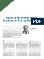 FEMA Seismic Design Trends in US Building Codes