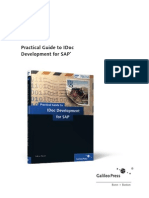 Sappress Practical Guide to Idoc Development