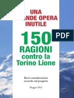 150 Ragioni Contro La Torino Lione