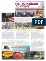 Pelham~Windham News 7-25-2014