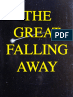 The Great Falling Away
