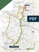 Carte Maubourguet Pays du Val d'Adour / Bergerac -