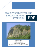 GEO-ENVIRONMENTAL AND BIOLOGICAL ASPECTS OF SITAKUNDA