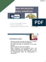 Asma Bronquial-crisis Asmatica
