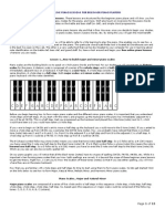 Free Online Piano Lessons for Beginner Piano Players