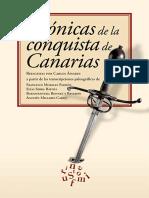 Cronicas de La Conquista de Canarias Tablet