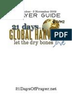 21 Days Fasting