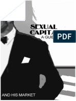 Sexual Capitalism - A Guide to Man & His Market (Vince Lynch, PUA, Hypnosis Ebook .PDF)