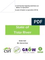 State of Tista River