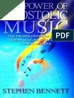 The Power of Apostolic Music