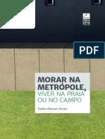 Morar Metropole Viver Praia Campo Ed Ufg