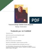 Venerável Khenpo Tsultrim Gyatso Rinpoche