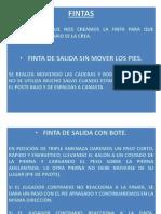 FINTAS Y BLOQUEOS.ppt