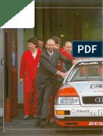 Super Otto. Ecco la belva dell'Audi per il Superturismo tedesco.