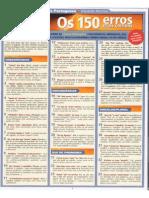 PORTUGUÊS - 150 erros comuns.pdf