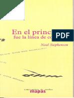 En El Principio... Fue La Línea de Comandos - Neal Stephenson-WWW.freeLIBROS.com
