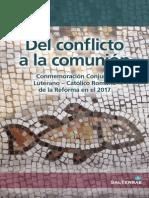 (Com Lut-ICAR) Del Conflicto a La Comunión [Hacia 2017]