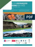 Actas I Simposio Geoparques Geoturismo Chile