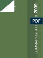 Summary Gha Report 2009