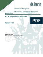 Business Facilities Management