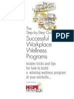 Step by Step Guide to Successful Worksite Wellness Programs