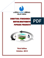 Wastewater Pipe Pipeline Drafting_standards_oct2010