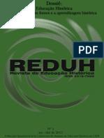 REDUH 4 Revista de Educação Histórica.pdf