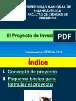 Sesion N_ 05 - El Proyecto de Investigacion