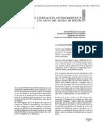 LegislaciónAntimonopolica&MitoMuroBerlin