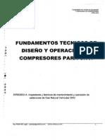 Fundamentos Tecnicos de Diseño y Operación de Compresores Para Gnv