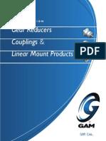 GAM Catalog