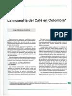 Cardenas - Industria Del Cafe en Colombia