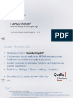 QR RateMyHospital Overview 7.20.14