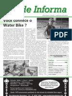 Academia MAHATMA - Santos - Jornal Saude Informa 1 pag