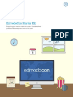 Edmodocon2014 Starterkit Schedule Final