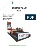 Manual Operacional ROBUST 2000 OXI+PMX 105 - Rev1